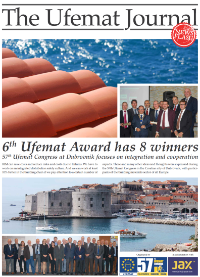 Ufemat Journal Newsflash Dubrovnik 10 11 2015 cover small