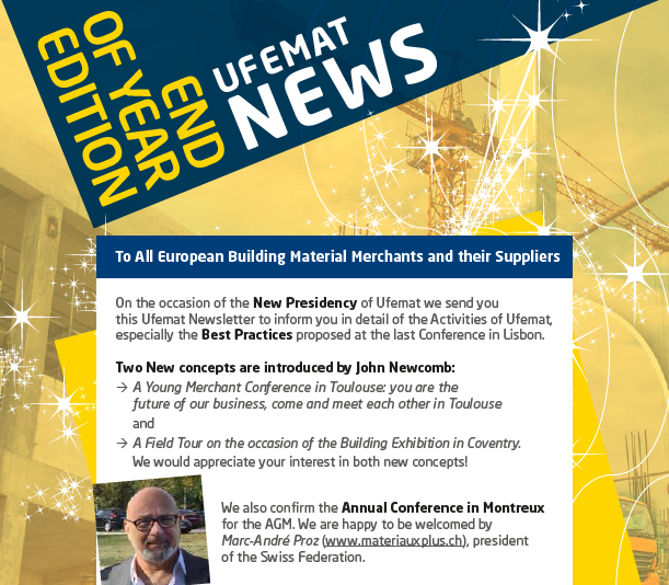 Newsletter jan2019 Cover