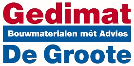 gedimat degroote red